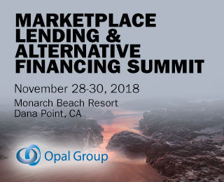 Marketplace Lending & Alternative Financing Summit organized by Opal Group