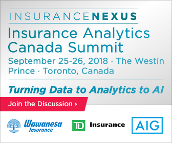 Article about Insurance Analytics Canada Returns to Toronto in 2018!