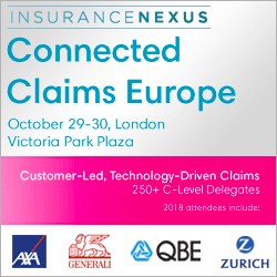 Connected Claims Europe organized by Insurance Nexus