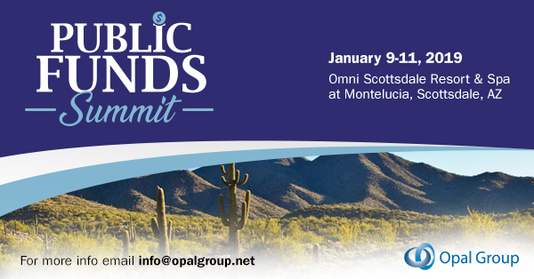 Public Funds Summit organized by Opal Group