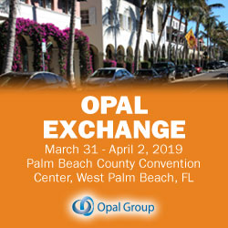 Opal Exchange organized by Opal Group