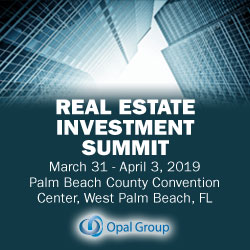 Real Estate Investment Summit organized by Opal Group