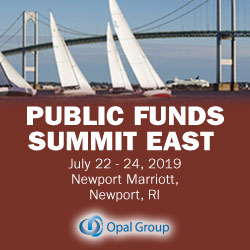 Public Funds Summit East organized by Opal Group
