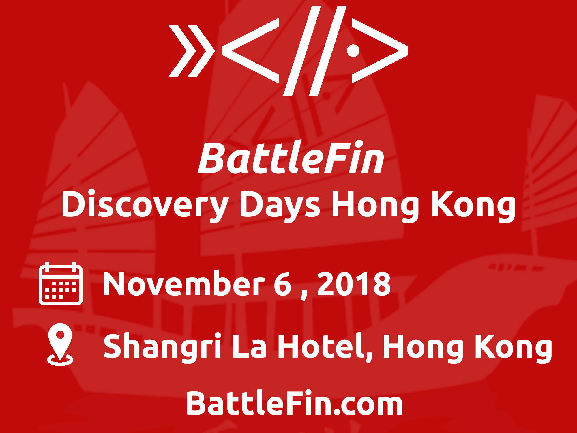 BattleFin Alternative Data Discovery Day Hong Kong 2018 organized by BattleFin