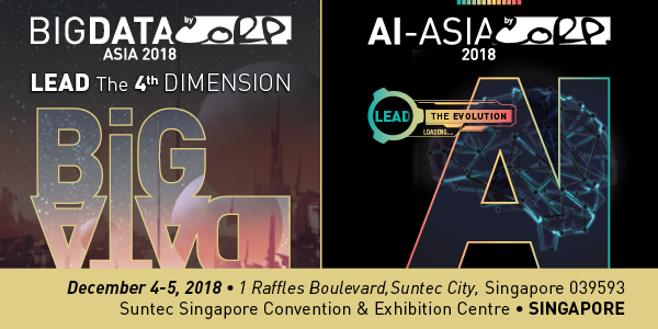 Big Data & AI Asia 2018 organized by Corp Agency