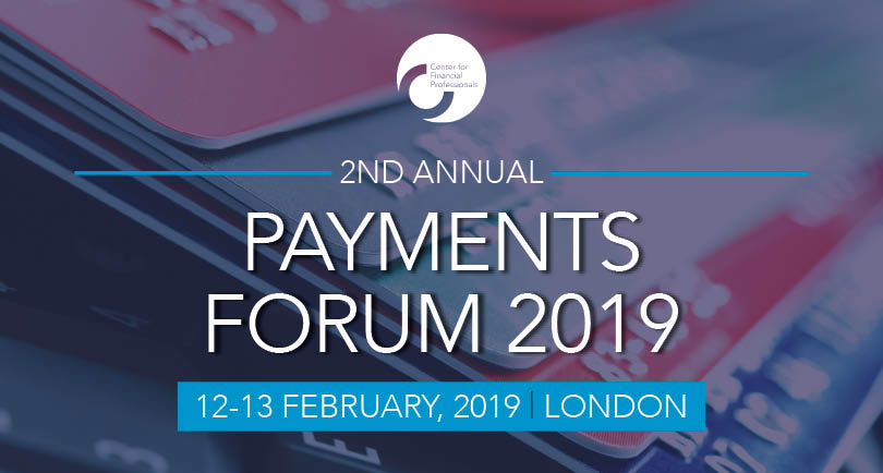 2nd Annual Payments Forum 2019 organized by Center for Financial Professionals