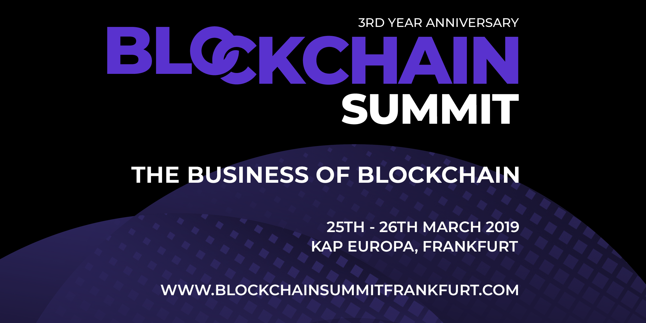 Blockchain Summit Frankfurt organized by Blockchain Summit Series