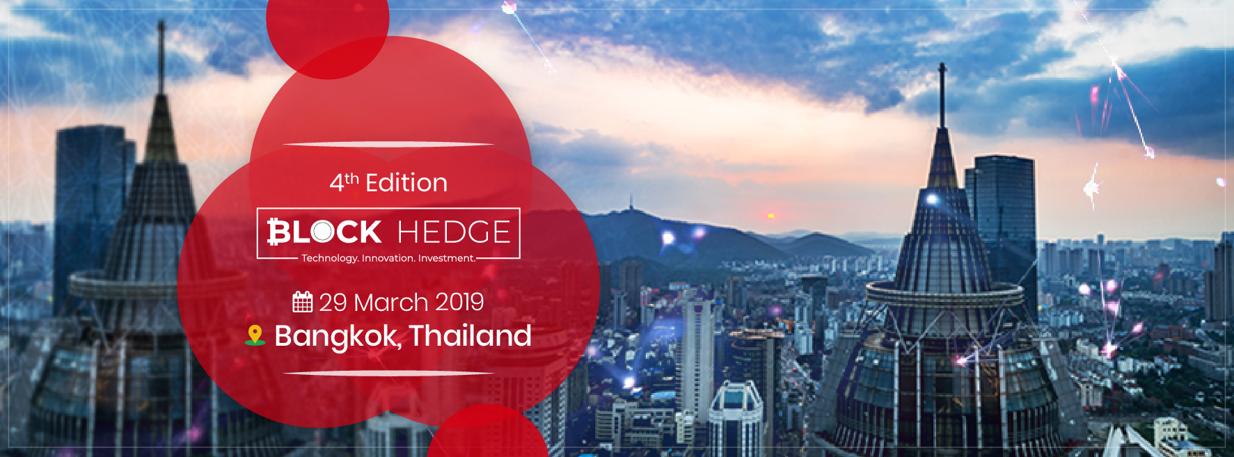 The 2nd Annual Conference of Block Hedge Business 2019 At Bangkok Is Set to Create Ripples in The Blockchain World organized by Block Hedge