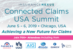 Connected Claims USA Summit organized by Insurance Nexus