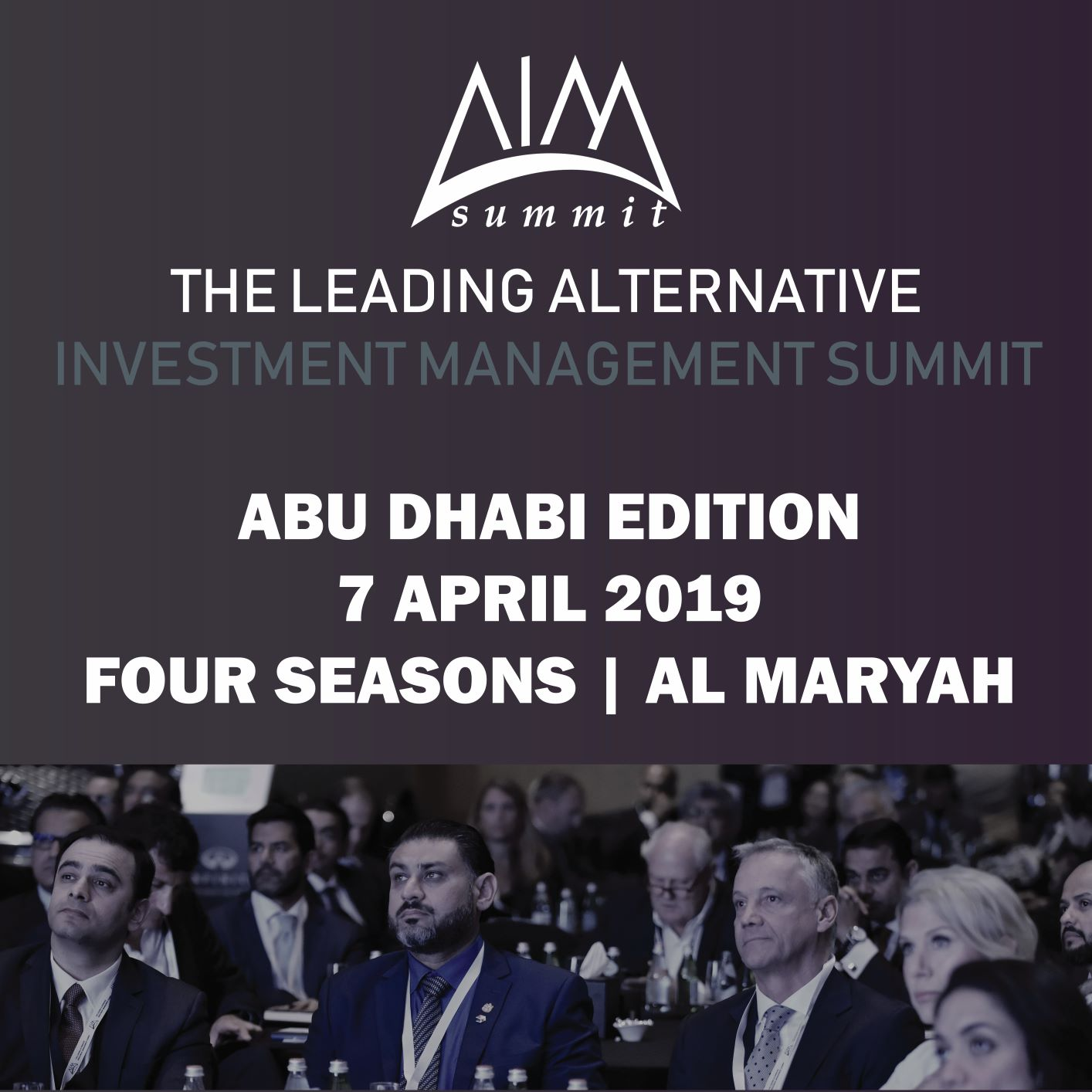 The Leading Alternative Investment Management Summit organized by AIM Summit