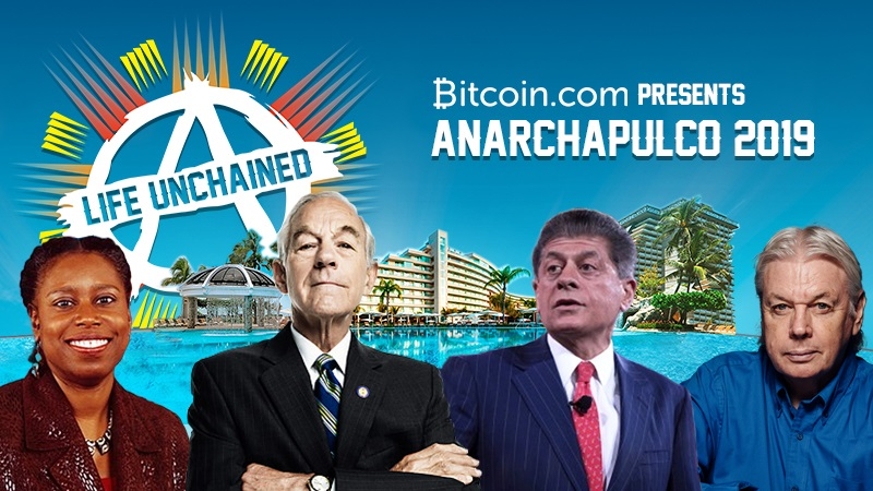 Anarchapulco organized by Anarchapulco