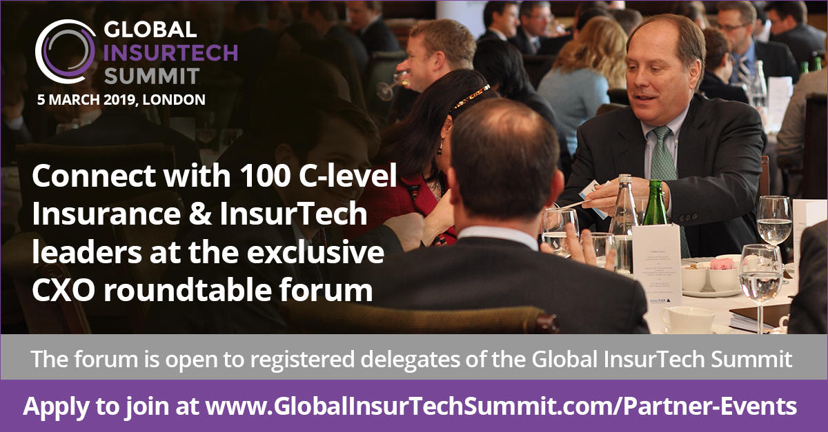 Article about Global InsurTech Summit - Partner Events