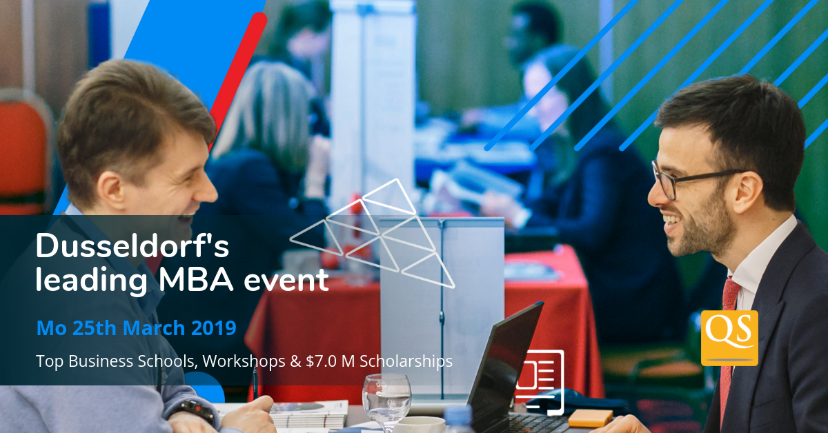MBA Event Dusseldorf - QS Connect MBA organized by QS TopMBA