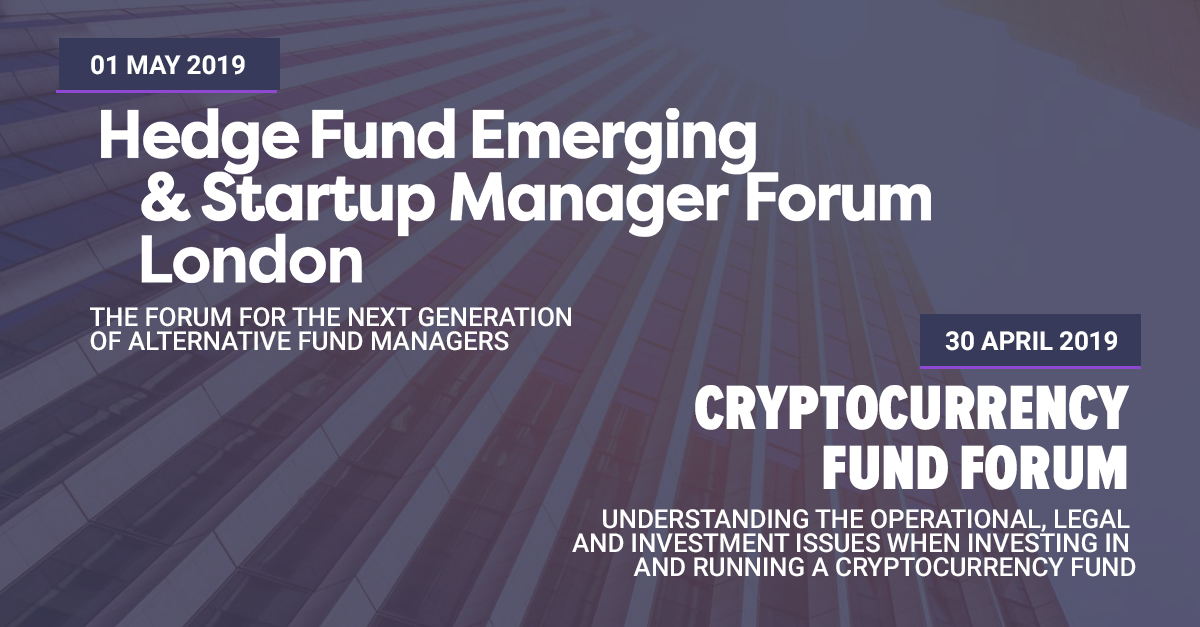 HEDGE FUND EMERGING AND STARTUP MANAGER FORUM LONDON organized by Knect365