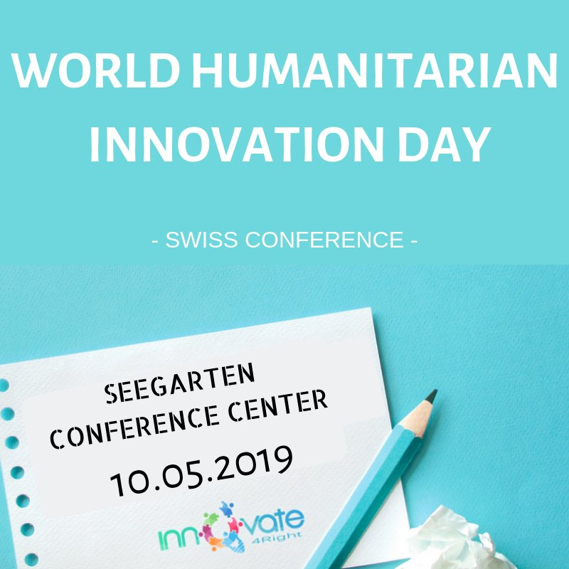 WHID 2019 organized by Innovate4right