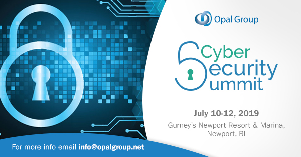 Cyber Security Summit organized by Opal Group