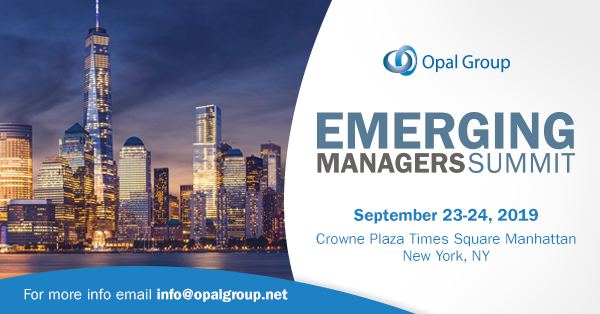 Emerging Managers Summit organized by Opal Group