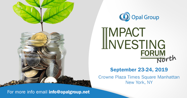 Impact Investing Forum North organized by Opal Group