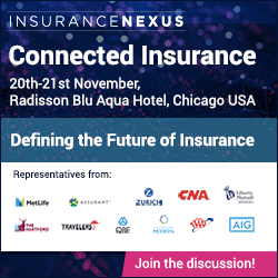 Connected Insurance USA 2019 organized by Insurance Nexus