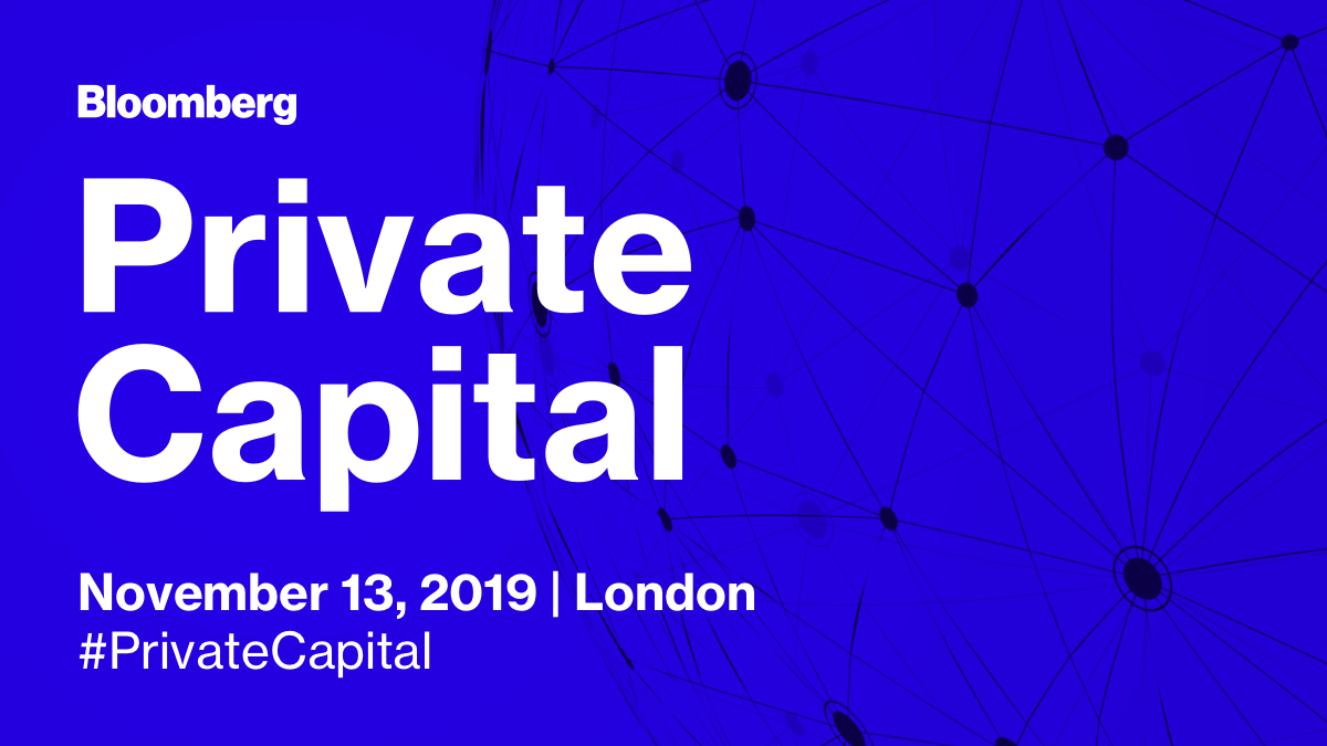 Bloomberg | Private Capital organized by Bloomberg LP
