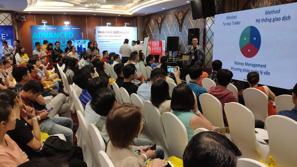 Article about Successful Traders Fair 2019 in Vietnam