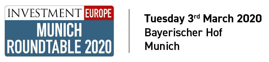 Roundtable Munich 2020 organized by Investment Europe