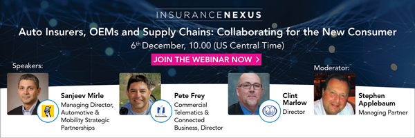 Article about Webinar: Allstate, Nationwide and Liberty Mutual on Carrier-OEM Collaboration