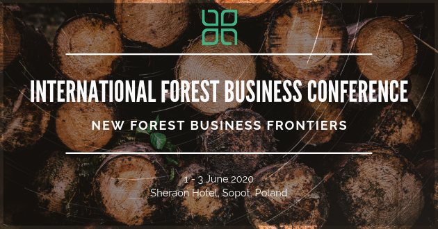 International Forest Business Conference organized by Karolina Chudy