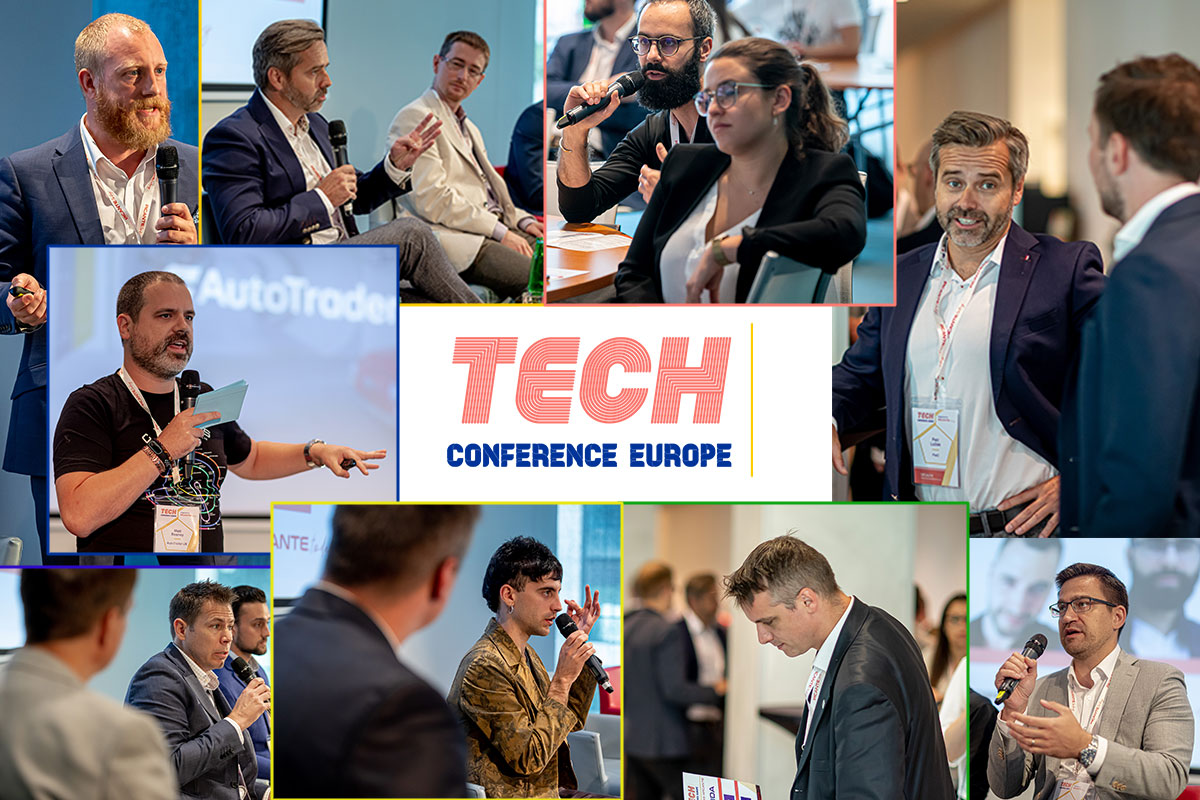 PICANTE TECH Conference Europe - Spring Edition organized by PICANTE Media and Events