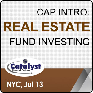 Catalyst Cap Intro: Real Estate Fund Investing organized by Catalyst Financial Partners