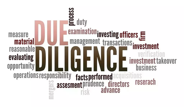 Article about Due Diligence for Investors