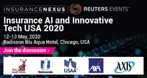 Insurance AI and Innovative Tech USA organized by Insurance Nexus by Reuters Events