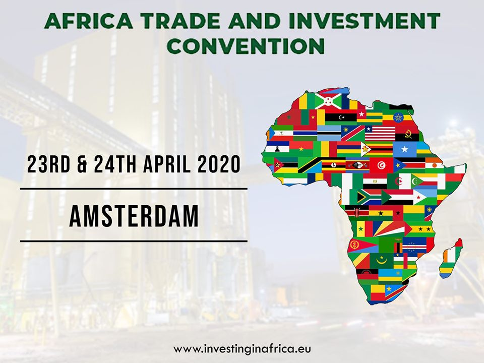 Article about Africa Trade and Investment Convention