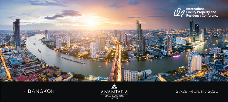 Article about Four Reasons to Attend the Bangkok International Luxury Property and Residency Conference 2020