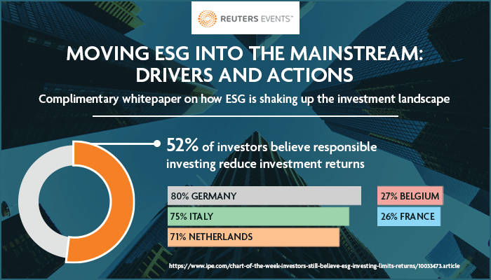 Article about MOVING ESG INTO THE MAINSTREAM: DRIVERS AND ACTIONS