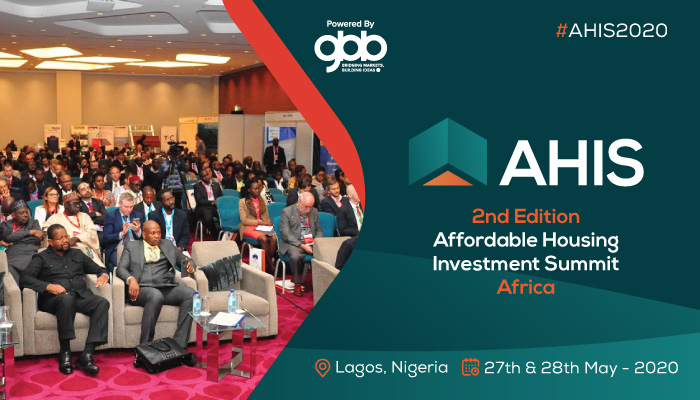 2nd Edition Affordable Housing Investment Summit - Africa organized by GBB Venture