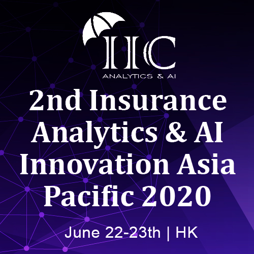 2nd Insurance Analytics & AI Innovation Asia Pacific 2020 organized by SZ&W Group
