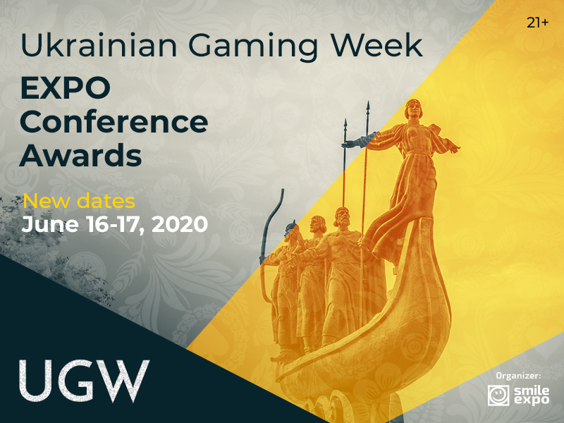 Ukrainian Gaming Week 2020 organized by Ekaterina Glazkova