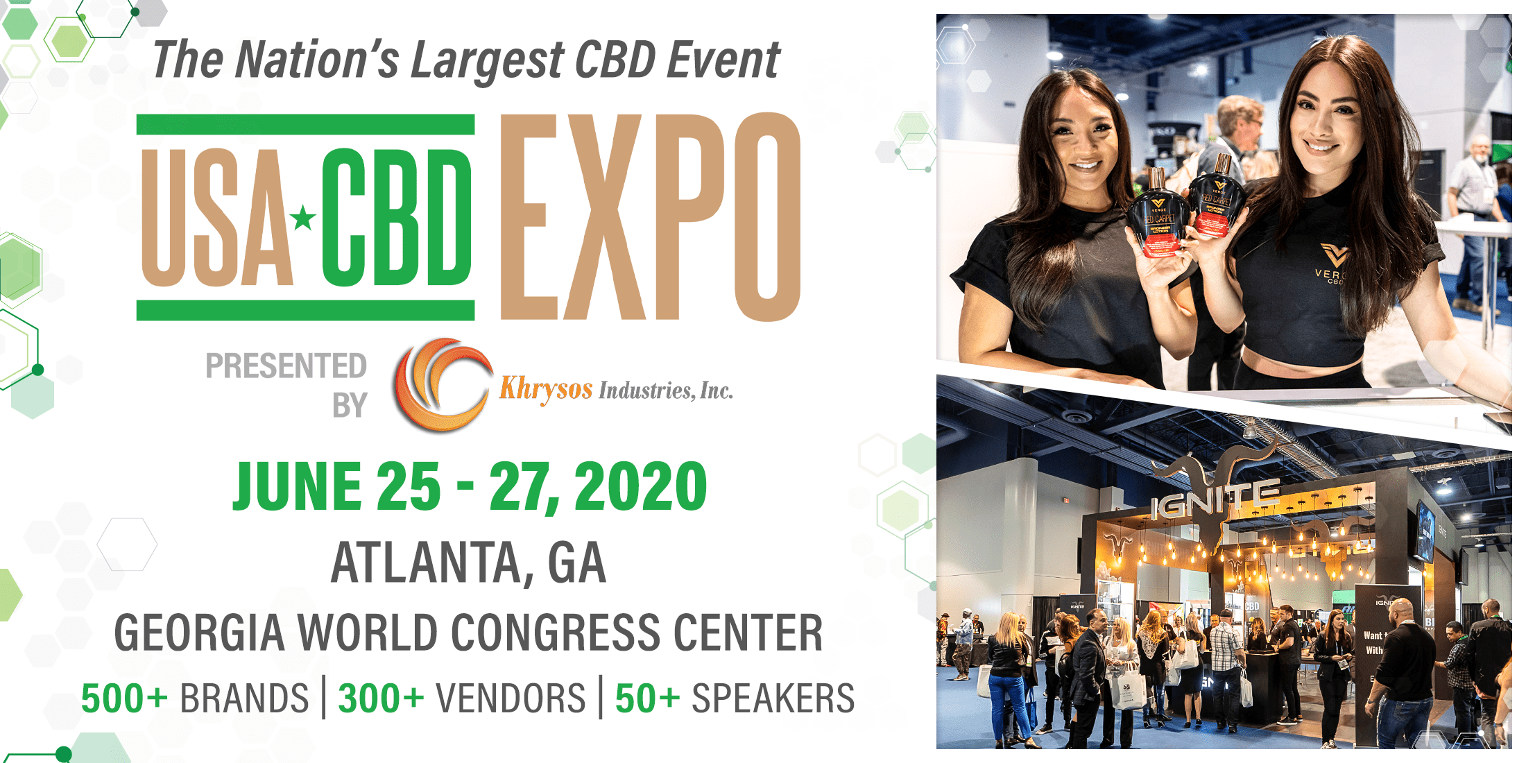 USA CBD Expo Atlanta organized by USA CBD Expo
