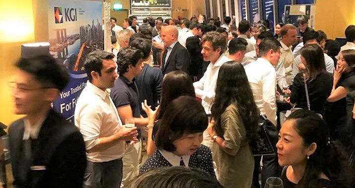 Article about ***Singapore Hedge Funds Club event in March postponed***