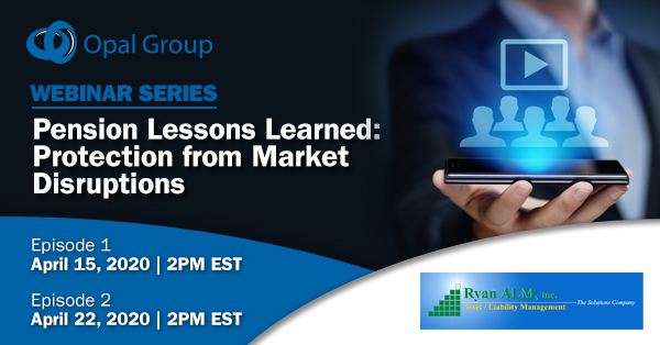 Article about Pension Lessons Learned: Protection from Market Disruptions FREE Webinar!
