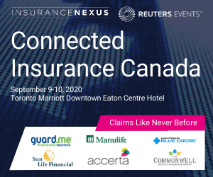 Connected Insurance Canada organized by Insurance Nexus by Reuters Events