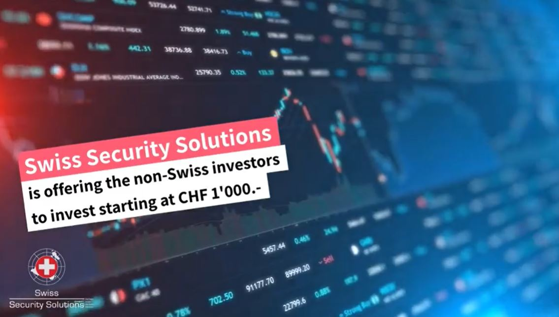 Article about Invest in Premium Swiss Security & Investigations Company