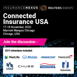 Connected Insurance USA organized by Insurance Nexus by Reuters Events