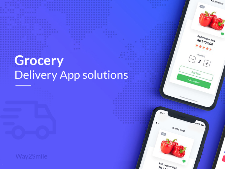 Article about Grocery Delivery App Development