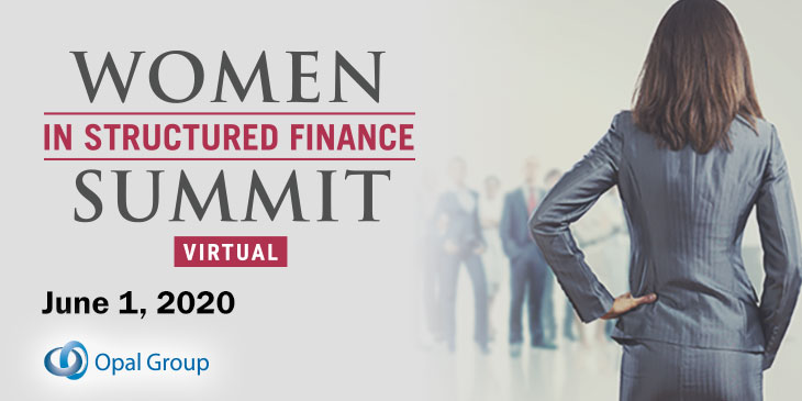 Article about Women in Structured Finance Summit - Virtual Event