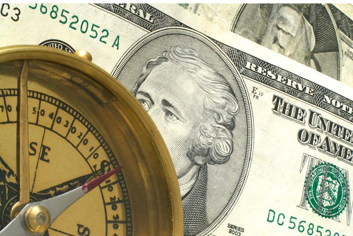 Article about The dollar is the ultimate stress barometer