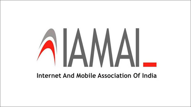 Logo of Internet & Mobile Association of India