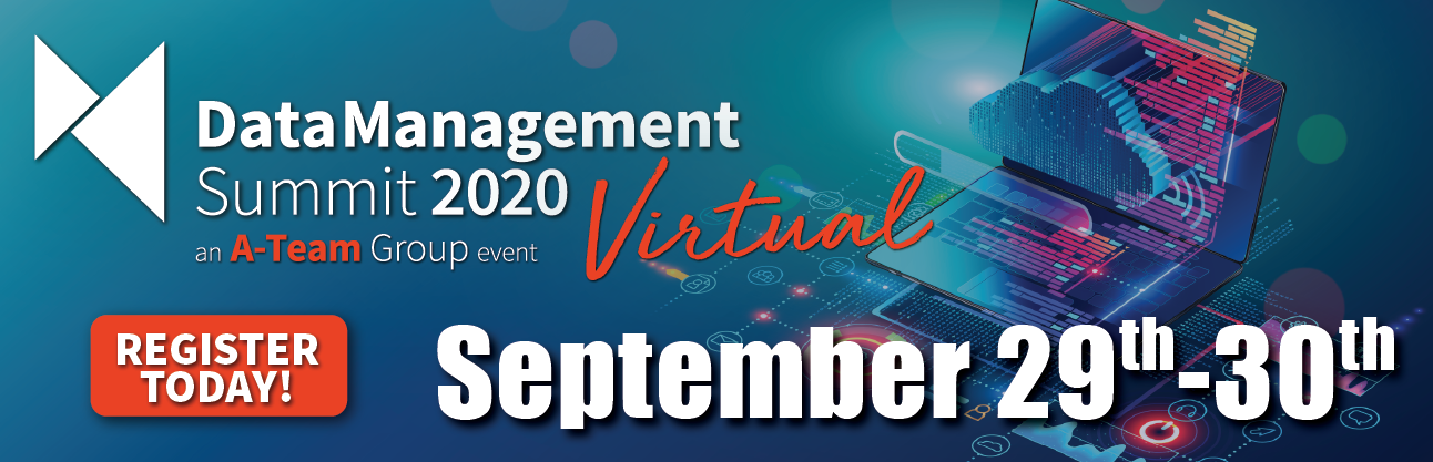 Data Management Summit USA Virtual organized by A-Team Group