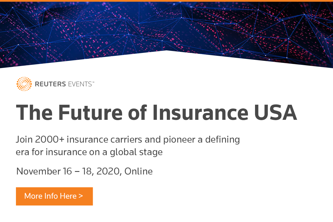 The Future of Insurance USA organized by Insurance Nexus by Reuters Events